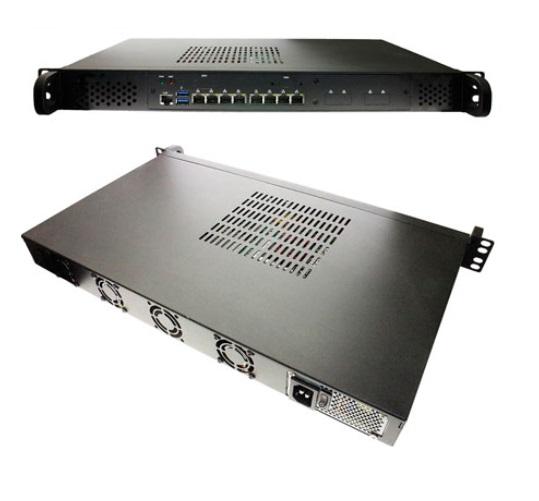 Barebone Jetway JBC153F592-Q170-G4 (Intel Q170 Express, 8x + 4x Giga LAN)